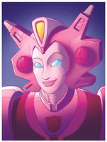 COMMISSION: Josh Colored My Elita!! by Ha-HeePrime