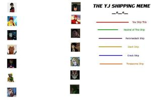 YJ Shipping Meme Original by hellpassion