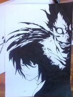 Death Note by HunterTheShadow