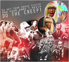 Do The Creep by britsnpieces