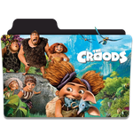 The Croods Folder Icon by efest