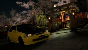 Gran Turismo 5- Initial D! Pt. 1 by Not-A-Guest