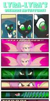 Lyra-Lyra's Bizarre Adventures  (Part- 09) by INVISIBLEGUY-PONYMAN