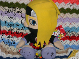 What Skittles, Hmm? D: by Mellonychan