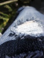 Ripped Jeans by JennaIsGhost