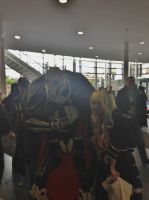 Siany and General Grievous 1 by QuackersQ