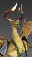 Nicol Bolas_03 by EtherealProject
