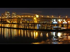 Harbor Lights by Val-Faustino