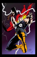 Clayton Henry's Thor - CC2010 by The-3DArtist