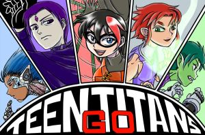 Transe sexual TeenTitans Go by robin01jp