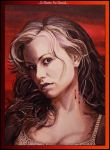 True Blood -Sookie Stackhouse by DavidDeb