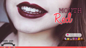 Screenshot #3 para W8 : Mouth Red by ForeverYoung320