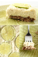 Raw key lime pie by Lotopauanka