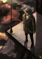 Rorschach - Watchmen by Liquid-Skin
