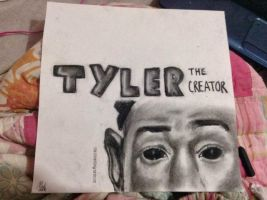 Tyler The Creator by meghannevanss