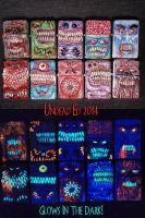 Latest batch 6-22-14 by Undead-Art