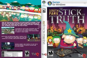 South Park The Stick of Truth by sum-blink