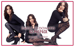 Emily Didonato PNG by Figure Artist by Patatabollente