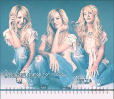 Ashley Tisdale by capricius