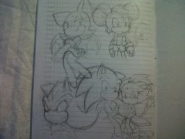 doodle Exam by Cha0zGallAnT