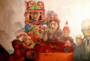 on a ship of fools by rodulfo