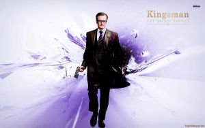 Kingsman Wallpaper by Athaydes