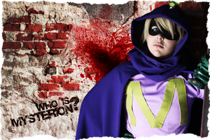 SP Mysterion Cosplay: Hero by MystralCasterial