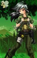 fan daring do by mauroz