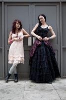 Urban Gothic stock 17 by Random-Acts-Stock