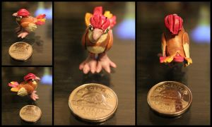 #017 Pidgeotto by cheese-puff82