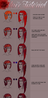 Hair ! Tutorial by Varjopihlaja