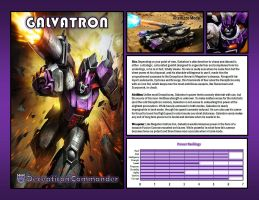 Galvatron by CitizenPayne