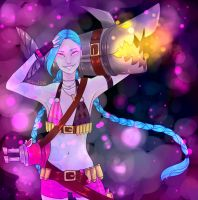 Get Jinxed by NightGH0st