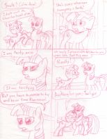 Snips and Snails and Puppy Love Tales page 5 by Saphin