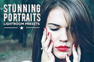 Lightroom Presets For Portraits by nuugraphics