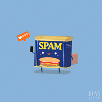 Spam by kusodesign