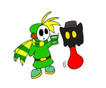 Kyle and Screamy by Aso-Designer