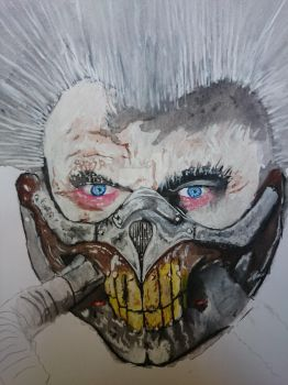 Immortan joe work in progress by fear-0f-james