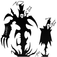 Lord Death by naldridge