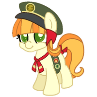 Filly Scout by robynneski