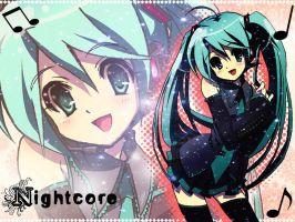 Miku-Nightcore by KitsunePrincess13