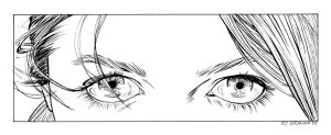 Eyes by renonevada