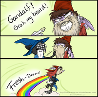GRAB MY BEARD by MoonyWings