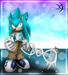 James the Hedgehog by Xssys