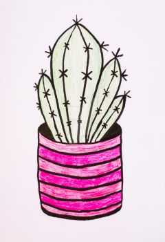 Cactus by AvesLacrimosa
