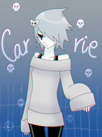 Amazing world of Gumball: Carrie by Kutori