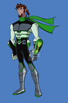 Ben 100 by Supersketch1220