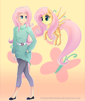 Fluttershy by TheNornOnTheGo