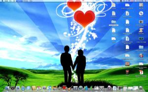 Desktop .:Mac Version:. by nejiXtentenfangirl