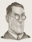 Portrait Of A Medic by scottish-rule